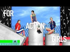 adidas NEWS STREAM : Performance Pop! Introducing adidas StellaSport: a brand new range for action girls