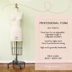 megan nielsen design diary: buying a dress form or mannequin Form Design, Paper Tape, Sewing Hacks, Sewing Tips, Dress Form, Sewing Stores, Modest Outfits, Clothing Patterns, Nice Dresses