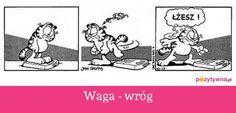Waga - wróg  :