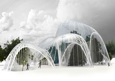Gallery of Utopia Arkitekter Proposes Public Park in Stockholm Shrouded in Glass - 8