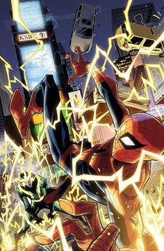 Spiderman & Elektro