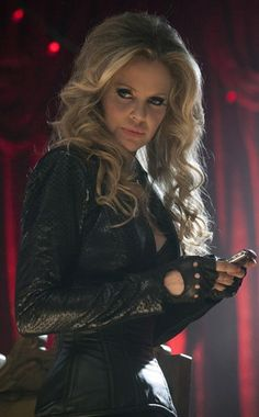 True Blood, Season 5!! i love PAMS CLOTHES AND HER HAIR AND MAKEUP omg its always on point !!! freaking vampire barbie lol love it
