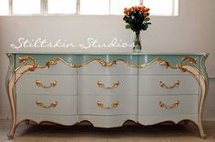 Stiltskin Studios: Art Nouveau Gorgeousness
