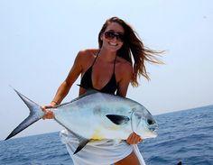 Photos Of Hot Women Fishing