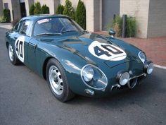 1963 Alfa Romeo TZ1