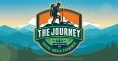 "The Journey, Season Ep Michael Stelzner (founder of Social Media Examiner) and his team analyze what worked during their launch week and begin exploring new ideas. The team prepares for the launch of season two of ""The Journey. The Journey, Internet Marketing, Online Marketing, Social Media Marketing, Marketing Videos, Viral Marketing, Leading From The Front, What Really Happened, A 17"