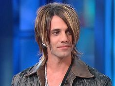 The best of the best: illusionist Criss Angel, actor Eric Dane and golfer Zach Johnson. Criss Angel Mindfreak, Eric Dane, Angel Pictures, Latest Music, Oprah, The Magicians, The Dreamers, Beautiful Men, Sexy Men