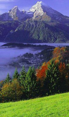 Berchtesgaden, Bayern ~Deutschland