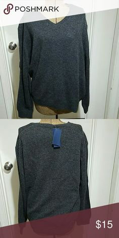 Club Room men's sweater 100% lambswool NWT Club Room men's sweater 100% lambswool NWT Club Room Sweaters V-Neck