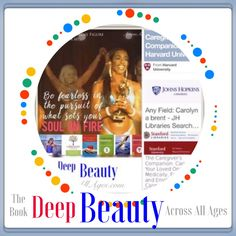 DEEP Beauty: A Mindset of Aging Fearlessly With Wisdom And Grace: While Achieving Emotional Health, Physical Wellness, Financial Freedom and Spiritual Growth. A Complete Guide to Living Optimum Wellness In Every Area of Life!©️