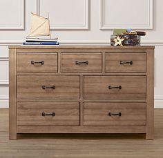Kenwood Wide Dresser | Dressers | Restoration Hardware Baby & Child