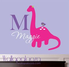 Our wall decals for kids are the easiest and quickest way to take a childs bedroom from blah, to beautiful in just a few minutes!!!