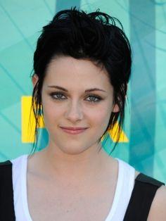 Kristen Stewart - short hairstyle