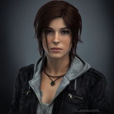 When Lara's life still normal.. But the adventure found her again.