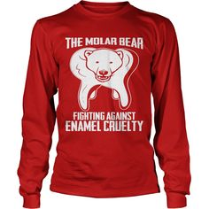 Molar Bear Fighting Against Enamel Cruelty Funny Animal Dental Pun #gift #ideas #Popular #Everything #Videos #Shop #Animals #pets #Architecture #Art #Cars #motorcycles #Celebrities #DIY #crafts #Design #Education #Entertainment #Food #drink #Gardening #Geek #Hair #beauty #Health #fitness #History #Holidays #events #Home decor #Humor #Illustrations #posters #Kids #parenting #Men #Outdoors #Photography #Products #Quotes #Science #nature #Sports #Tattoos #Technology #Travel #Weddings #Women