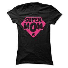 (New Tshirt Deals) Super MOM Star [TShirt 2016] Hoodies, Tee Shirts