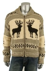 Love love love these cowichan style sweaters but...sheesh, the price!  I WILL find one at a thrift store soon.  I just know it.  :)