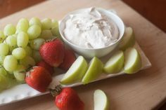 Cinnamon Fruit Dip