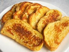 My go-to french toast recipe, Alton Brown's show Good eats was a never fail for everything I have tried from it.