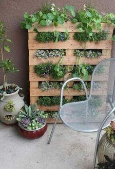 Creative Diy Small Apartment Balcony Garden Ideas 55