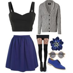 Veronica Sawyer - Heathers inspired outfit