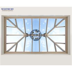 Westbury roof lanterns are a perfect addition to any flat roof giving light and ventilation