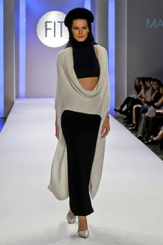 knitGrandeur: The Future of Fashion, FIT 2013 Knitwear