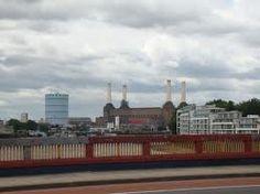 Image result for battersea power station vauxhall bridge