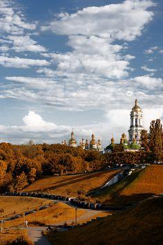 Києво-Печерська лавра ХІ сторіччя | Kyiv Pechersk Lavra ХІ century