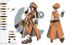 Guilty Gear Xrd May Concept