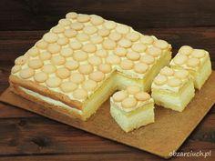 Ciasto z serków Danio - Obżarciuch