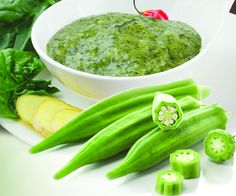 Callaloo (Trinidad) #recipe #food #dalekh