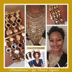 Traci Lynn Fashion Jewelry  Madame Collection  Www.tracilynnjewelry.net/24276