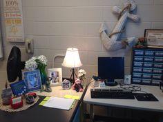 Teacher desk area  Middle school  2014-2015