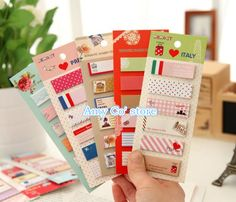 10pcs/lot 2014 new kawaii stickers notes n times stickers,Office & School Supplies paper notes memo pads free shipping US $9.00