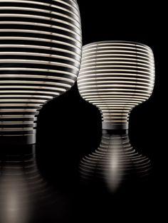 Behive, decorative table lamp | lighting . Beleuchtung . luminaires | Design: Werner Aisslinger | Foscarini |