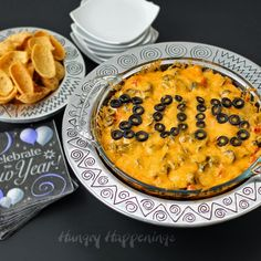 Hungry Happenings: New Year's Eve Party Appetizer Recipe - Taco Dip