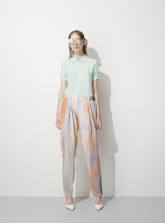✖ Wackerhaus Inspiration Mode, Harem Pants, Overalls, Rompers, Pattern, How To Make, Fashion Design, Collection, Portraits