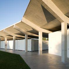 Stampf Swimming Facility / Michael Meier Marius Hug Architekten