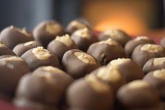 Peanut Butter Buckeyes | Tasty Kitchen: A Happy Recipe Community!