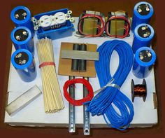 Lester Hendershot DIY elektromagnetischen Generator von Delannas