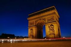 Paris: Arch de Triomphe, Louvre 3.25 miles using #iFit on your #nordictrack #treadmill #incline #elliptical #bike