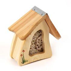 """Insektenvilla mini Insektenhaus Insektenpension Insektenhotel Natur"" jetzt erhältlich: http://insektenhotel-kaufen.de/insektenhotel/insektenvilla-mini-insektenhaus-insektenpension-insektenhotel-natur/"