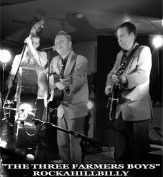 The Three Farmers Boys