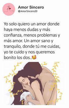 Spanish Quotes Love, Spanish Inspirational Quotes, Love Yourself Quotes, Love Quotes For Him, Love Phrases, Love Words, Romantic Love, Romantic Quotes, Positive Phrases