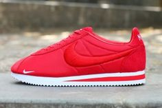 online store 28b3c 63451 Mens Womens Sneakers Nike Cortez Nylon October Red White 789594 661 Nike  Michael Jordan, Cheap