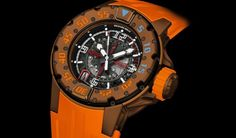 Richard Mille RM028 Brown PVD Dive