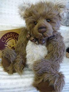 Zak by Charlie Bears - Charlie Bears UK