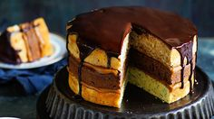 Korolevsky cake recipe : SBS Food