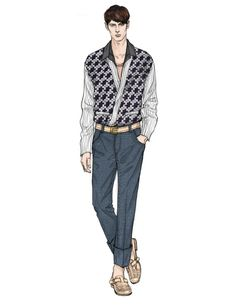 Fashion Hub, Fashion Line, Boy Fashion, Fashion Dresses, Mens Fashion, Dress Design Sketches, Fashion Design Sketches, Man Illustration, Illustrations